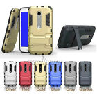 Dual Layer Ultra Slim Armor Heavy-Duty Case For Motorola Moto G (3rd Gen) XT1540