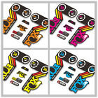 17 FOX 36 HERITAGE Mountain Bike Bicycle Front Fork Decals for MTB race Stickers