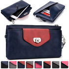 Womens Fashion Smart-Phone Wallet Case Cover & Evening Purse EI65-13