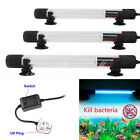AQUARIUM FISH TANK POND STERILIZER UV LAMP GERMICIDAL ULTRAVIOLET FILTER LIGHT