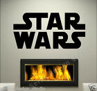 Star Wars Wall Stickers   Self Adhesive Wall Art Decal  WALL QUOTE STICKERS  N93