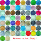 You Pick 58 Colour 100 Pcs Swarovski Crystal Diy 3x4mm #5040 Round Beads