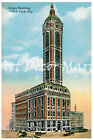 Singer Building - - CANVAS OR PRINT WALL ART