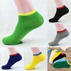 2 Pairs 2016 New Fashion Men Ankle Socks Casual Sports Cotton Socks