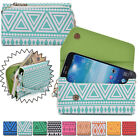 Convertible Aztec Smart-Phone Wallet Case Cover & Evening Clutch XLUC12