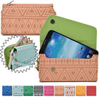 Convertible Aztec Smart-Phone Wallet Case Cover & Evening Clutch MLUC2