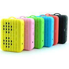 Suitcase TF Card MP3 Player AUX Wireless Bluetooth Speaker Handsfree for Phones