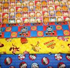 CHARACTER #18  FABRICS Sold INDIVIDUALLY NOT AS A GROUP By the HALF YARD
