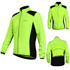 WOSAWE Running Windproof Outdoor Sports Clothing Long Sleeve Bicycle Riding Wear