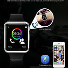 2016 Smart Wrist Watch Bluetooth Waterproof GSM Phone For Android Samsung iPhone