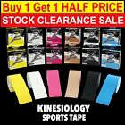 Kinesiology tape Elastic Sports Tape Injury Muscle Physio Support