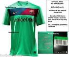 L or XL OFFICIAL NIKE BARCELONA SHIRT JERSEY football soccer calcio DRI-FIT AWAY