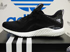 NEW ADIDAS Alphabounce Men's Running Shoes - Black/White;  B54189