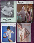 Various Womens Knitting Patterns Sweaters Jumpers - Choose from Drop-down Menu