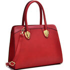New Fashion Caprice Leather Handbag Purse Briefcase Business Bag Totes Satchel