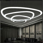 European modern led dining room bedroom ceiling light acrylic chandelier Lamp