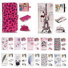For LG K7 X210 / LG Tribute 5 Embossment 9 Card Slots Leather Wallet Case Cover
