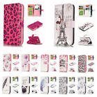 For Samsung Galaxy S6 G920 Embossment 9 ID Card Slots Leather Wallet Case Cover