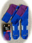 XS S M L NIKE BARCELONA 2017 HOME FOOTBALL SOCKS soccer calcio mens boys 2016