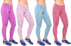 Women High Waist  Sports Gym Yoga Running Fitness Leggings Compression Pants