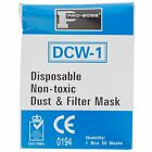 Pro Boss Disposable Non-Toxic Dust and Filter Mask (6 Inch x 4.5 Inch x 6 Inch)