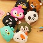 Cute Wallet Girls' Favorite Gift Cartoon Animal Silicone Jelly Coin Purse Useful