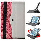 Universal 9-10 inch Tablet Slim Sleeve Folio Case Cover & Rotating Stand 10AR2