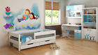 Kids Children Toddler Junior Single Bed 140x70/160x80/180x80/180x90/200x90