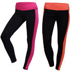 Plus Size Women's Yoga Sport Running Workout Pants Fitness Gym Trousers Leggings