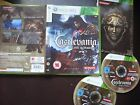 XBOX 360 GAMES - Select from - BUNDLE JOBLOT of RARE / COLLECTABLE original