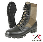 """ROTHCO 8"""" Tall Panama Sole G.I. Type Jungle Boots,army bdu C"""