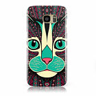 DYEFOR AZTEC ANIMALS HARD MOBILE PHONE CASE COVER FOR SAMSUNG GALAXY S7 EDGE