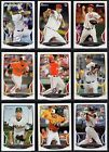 2013 Bowman Draft Picks & Prospects Paper Rookie Card RC You Pick the Player