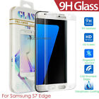 Sydney Anti-Scratch HD Clear Tempered Glass Screen Protector F Galaxy S6 S6 Edge
