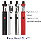 Kanger Subvod Mega TC Starter Kit with 4ML Top Fill Toptank 2300mAh Subvod EVape