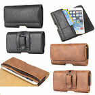 Horizontal Card Slots Case Belt-Clip Holster For iPhone 6s/7 Plus/Galaxy Note 7