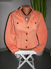 Best Connections Jacke 38 42 lachs orange Jeansjacke Damen B.C. Heine NEU