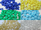 500 - 13mm Star Pony Beads - Color choice