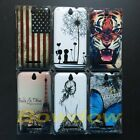 1x New back hard case cover For Sony Xperia E C1605 C1604 C1505 C1504 Dual