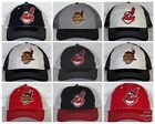 Cleveland Indians Retro Snapback Cap ⚾️Hat ⚾️MLB Patch Logo ⚾️18 Styles ⚾️New on Ebay