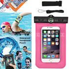 Phone Mobile 100% Sealed Water-pouch Universal Bag Pouch Sleeve Case Cover