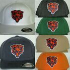"""Chicago Bears """"FLEX FIT"""" CAP ✨CLASSIC NFL PATCH/LOGO ✨3 SIZES ✨6 COLORS ✨NEW on eBay"""