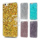 New Bling Silicone Glitter ShockProof Case Cover For Apple iPhone 6 6s 7 7 Plus
