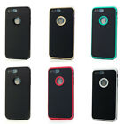 Lot/6 Wired Finish Hybrid Case for iPhone 7 Plus Wholesale