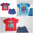 BNWT Thomas & Friends Summer Pyjamas Pajamas Pjs SZ 1-5