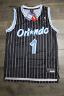Penny Hardway #1 Orlando Magic Jersey Black Mens Swingman Basketball Vintage New on eBay