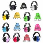Autistic ASD Hypersensitive Infant Kids CHILDREN DEFENDERS NOISE EAR MUFFS