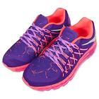 Nike Air Max 2015 Lava GS Purple Orange Kids Youth Running Shoes 807620-500