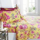 Sheets Pillowcases - 1800 Egyptian Collection 6 Piece Deep Pocket Printed Bed Sheet Set