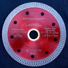 VD Turbo Rim Thin Mesh Diamond Saw Blade Porcelain Granite Hard Tile 4 1/2* 4.5*
